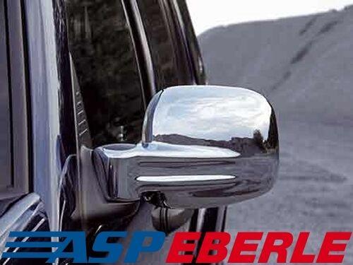 Spiegelkappen Chrom Mirrorcover Jeep Cherokee KJ 02-04