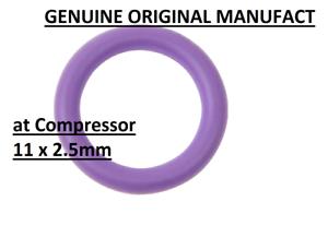 Genuine A//C Line O-Ring FOR AUDI VOLKSWAGEN 2006-2017