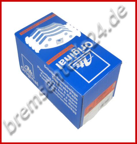 Original uat Bremsbelagsatz 13.0460-2748.2 arrière