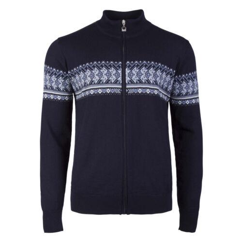 Dale of Norway HOVDEN Men/'s Norwegian Wool Jacket NAVY NEW!