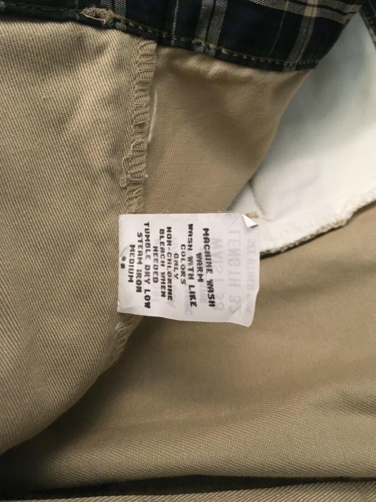 VTG 80s NOS Polo Ralph Lauren Classic Golf Pants … - image 8
