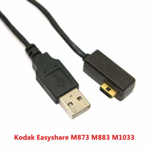 Cámara Digital 1.5m Cable de datos USB para KODAK Easyshare M873 M883 M103
