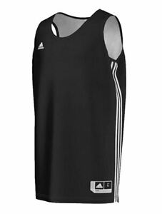 Details about adidas Practice Reversible Black White E71815~Mens~Basketball~All Sizes