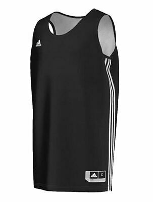 adidas Reversible Practice Jersey E71814 Mens Basketball Jersey~Size M to 4XL