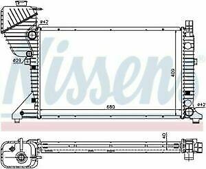 Nissens 62519A Radiator Engine Coolant Fits Mercedes Benz Sprinter