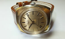 Vintage Vulcain Cricket Alarm Swiss Mechanical Gold-plated Watch
