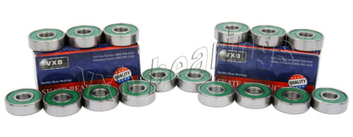 16 inline Skate Bearings Rollerblade//Quad Nylon