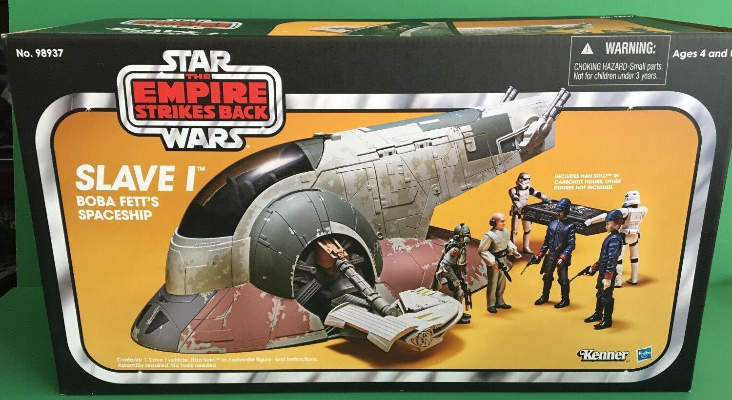 STAR WARS BOBA FETT SLAVE 1 VINTAGE COLLECTION EXCLUSIVE Nuovo Sealed