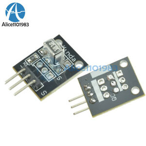 2PCS-Infrared-Sensor-VS1838-Receiver-Module-Compatible-With-Arduino