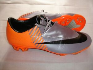 quality design bddd2 8c232 Details about NIKE MERCURIAL VAPOR VI 2010 WORLD CUP FG US7 UK6 EUR40 CM25