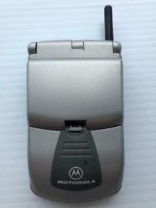 Motorola P8167 Timeport Silver ASIS - Fast Shipping!
