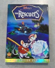 The Rescuers (DVD, 2003) Limited Edition Sleeve