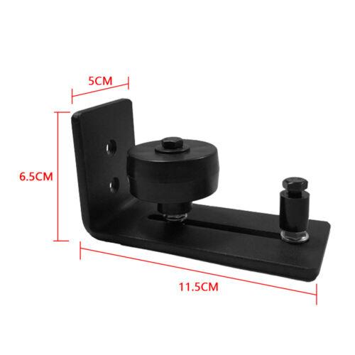 Schiebetürsystem Schiebetürbeschlag Schiebetür Montageset 183cm//200cm//366cm Neu
