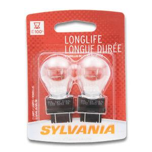 Sylvania-Long-Life-2-Pack-3157LL-Light-Bulb-Brake-Tail-Turn-Signal-Side-sz