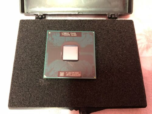 OEM Intel Core 2 Duo T5470 1.6GHz 800MHz Socket P SLAEB LAPTOP CPU Processors