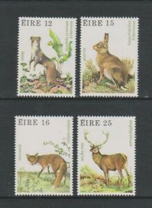 Ireland - 1980, Wildlife set - MNH - SG 461/4