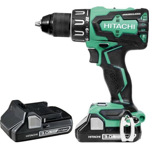 Hitachi DV18DBFL 18v Cordless Combi Drill Brushless