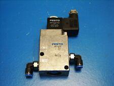 Festo  Magnetventil  MNDH-3-1,4 120149  24 V DC 6,0 W