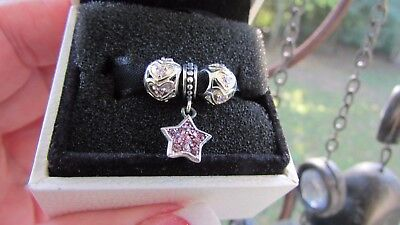 Sterling Silver 7 4.5mm Charm Bracelet With Attached 3D Hearth Fire Place With Stockings Charm