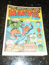 THE MIGHTY WORLD OF MARVEL Comic -  No 17 - Date 27/01/1973 - Marvel Comic