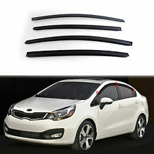 Sun Shade/Rain Guard Door/Window Vent Visor for 12+ Rio 4DR