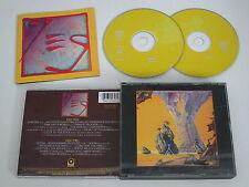 YES/YESSTORY(ATCO 7567-91747-2) 2XCD ALBUM
