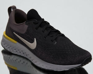 83ad05dfab481 Nike Odyssey React Men s Running Shoes Black Metallic Pewter ...