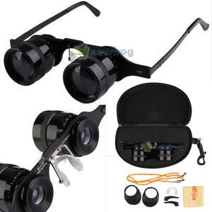 Portable-New-10x34-Optical-Eyeglasses-Telescope-Fishing-Binoculars-Night-Vision