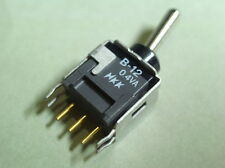 SALE! NKK SPDT Toggle Switch B12AB for X0XB0X