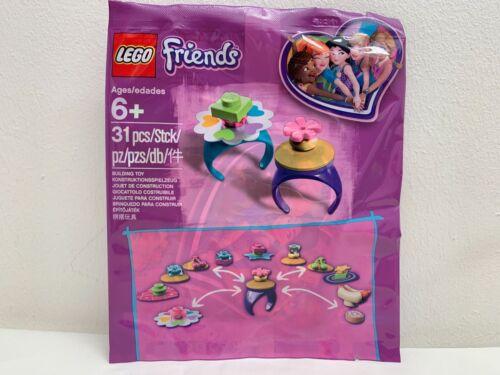LEGO 5005237-Nuovi amici UFFICIALE intercambiabili Anello//Poly Bag 31 PEZZI