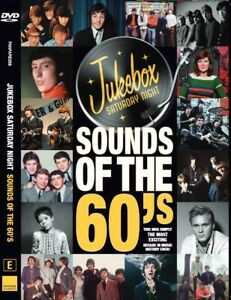 JUKEBOX-SATURDAY-NIGHT-SOUNDS-OF-THE-60-039-s-DVD-EASYBEATS-KINKS-YARDBIRDS-NEW