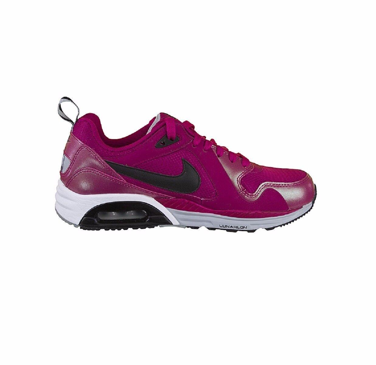 Nike para women AIR MAX TRAX Zapato UK 5.5 5.5 5.5 Atletismo MAGENTA Zapatilla de 344398