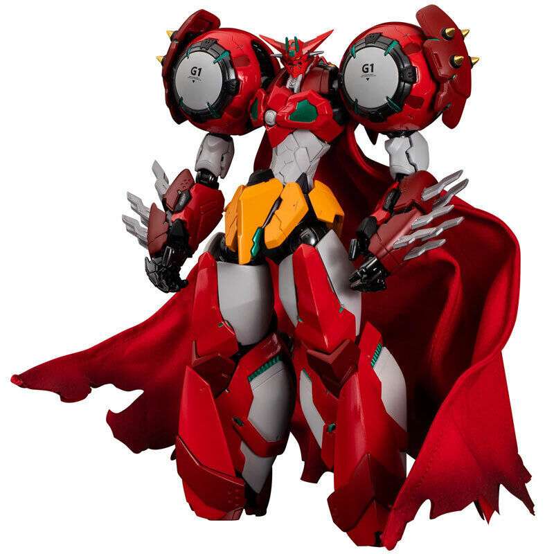 Riobot Getter Robo Devolution Uchu Saigo no 3 Minutes Getter 1 Sentinel JP New