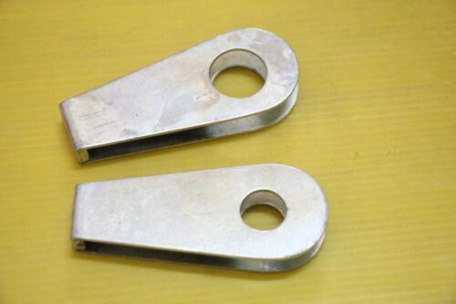 Kawasaki 125 B1 B1T B1L Swing arm Chain adjuster L//R New 33040-004//33040-005