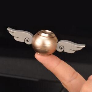 Harry-Potter-Golden-Snitch-Metal-Hand-Fidget-Spinner-Unique-Toy-Update-Version-2