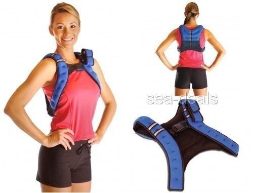 Contrôle de Poids Gilet Femmes Exercice Cardio Running mincir Musculation
