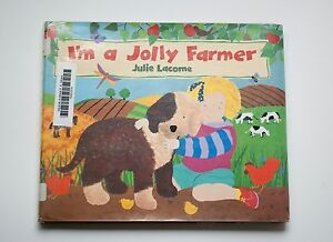I-039-m-a-Jolly-Farmer-by-Julie-Lacome-1994-Hardcover