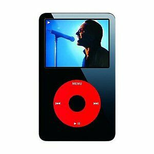 Apple Ipod Classic 4th Generation U2 Special Edition Black Red 20 Gb For Sale Online Ebay