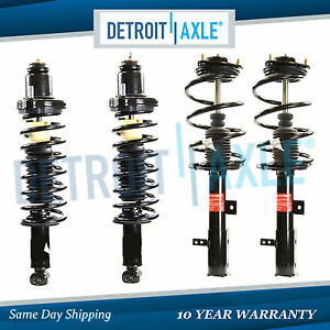 Front /& Rear Struts Assembly /& Shocks Absorbers Kit For 2007-2015 Jeep Patriot