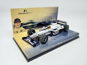MINICHAMPS-1-43-BMW-Nuevo-Williams-F1-BMW-FW-22-Ralf-Schumacher