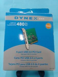 DRIVER UPDATE: DYNEX 2-PORT USB 2.0 PCI CARD