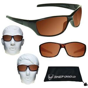 3cdb618a3f Image is loading HD-Blue-Blocker-Driving-Sunglasses-Golf-Cycling-Motorcycle-