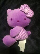 "5"" Sanrio Jakks 35th Anniversary Hello Kitty Colors Lavender Sweet Doll 2009"