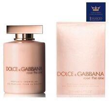 "DOLCE & GABBANA "" D&G Rose The One "" Shower Gel (Doccia) ml. 200 * INTROVABILE *"