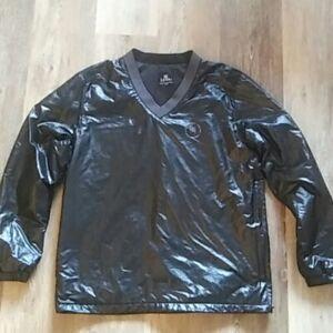 LYNX-GOLF-Lightweight-Pullover-Jacket-Size-L