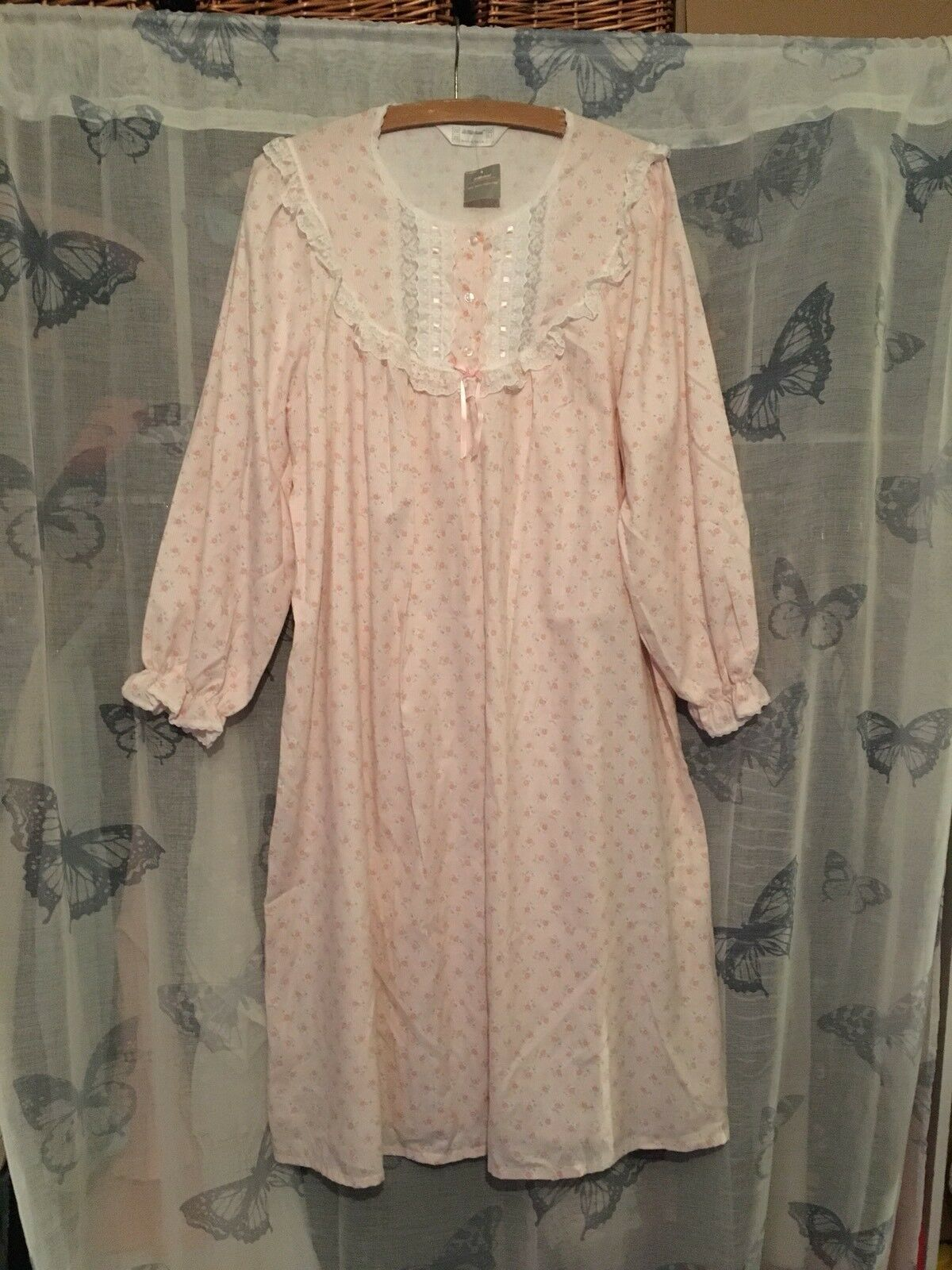 Marks And Spencer Vintage Oversized Style Night Dress