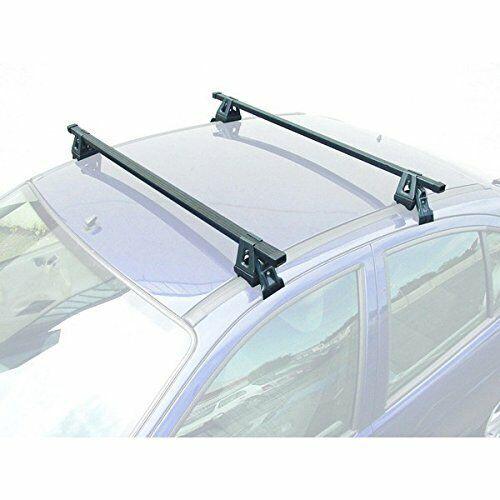 M-Way Lockable Aluminium Car Roof Rack Rail Bars for Vauxhall Astra Estate 91-04 Car Roof
