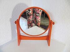original 70er SPIEGEL Standspiegel Tischspiegel mirror 70s