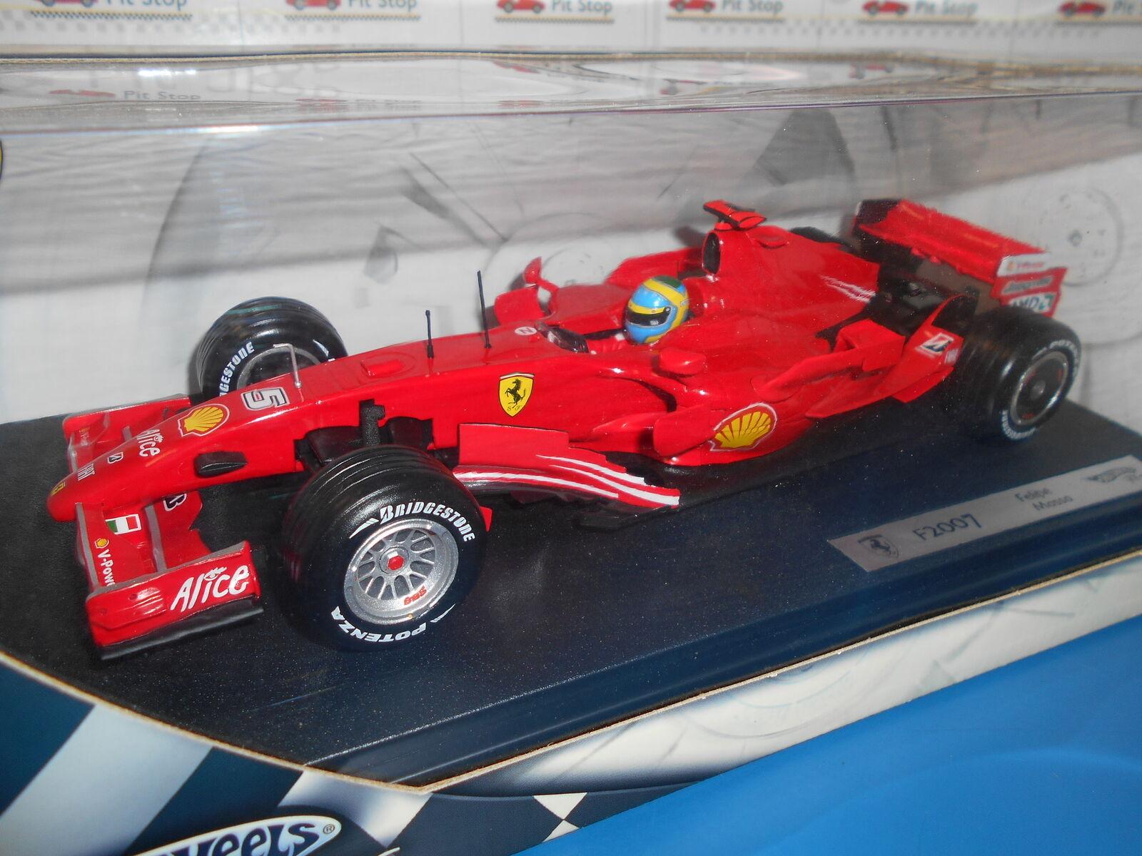 per offrirti un piacevole shopping online HWK6630 by caliente ruedaS ruedaS ruedaS FERRARI F2007  5 F.MASSA 1 18  a buon mercato