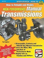 How To Rebuild And Modify High-performance Manual Transmissions (workbench How T on sale